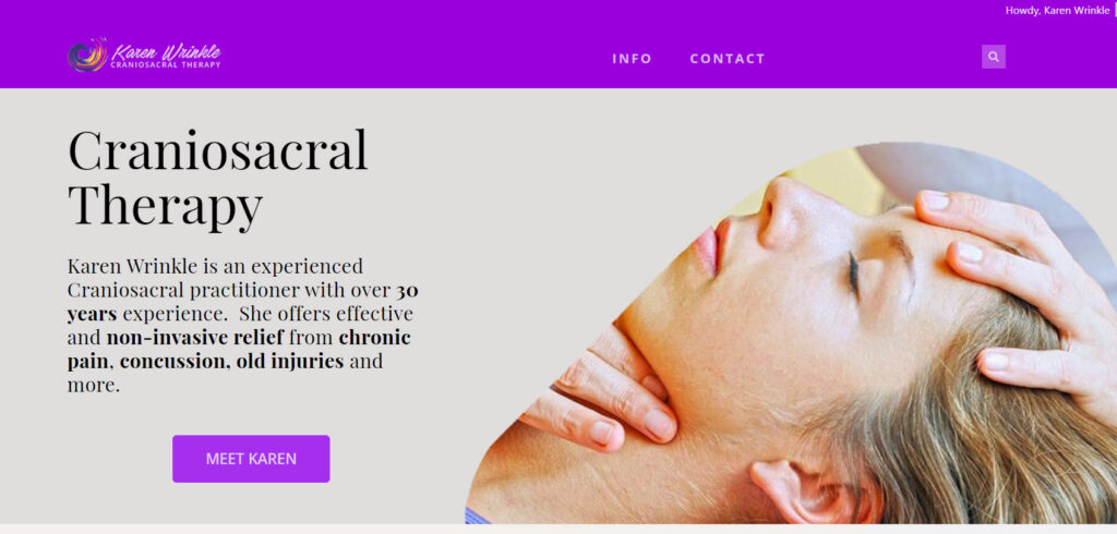 karen wrinkle website
